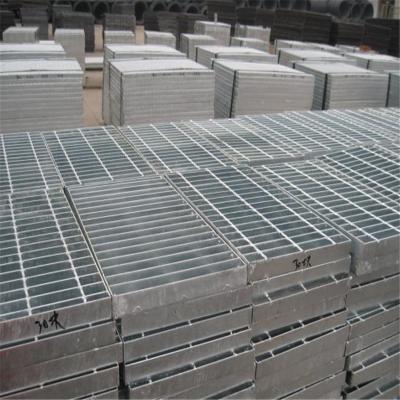 排水沟盖板规格 隧道水沟盖板 洗车场钢格板