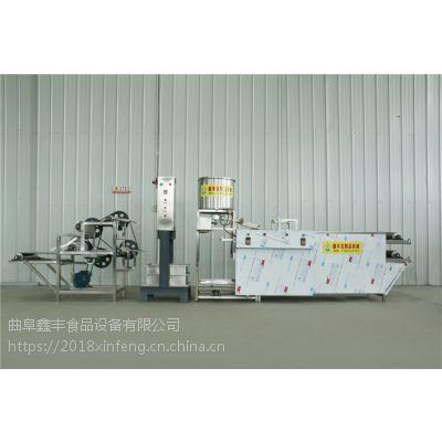 小型干豆腐机全自动干豆腐机鑫丰免费提供技术