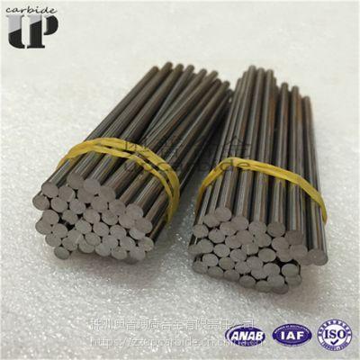 高光洁度硬度91.8HRA硬质合金YG6X精磨实心圆棒直径1-30*330mm