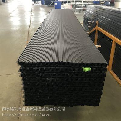 厂家直销太阳能铝边框 光伏铝边框深加工 量大免费送货 南京鸿发
