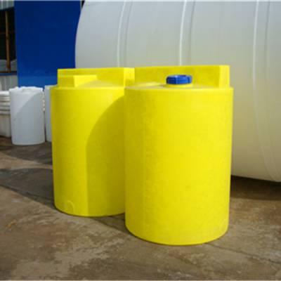 500L塑料搅拌桶(可配电机) 500L母液搅拌罐 软化合成加药箱设备