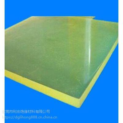 PU板 黄色聚胺脂胶板 聚氨酯橡胶板