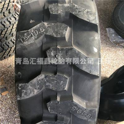 供应装载机轮胎 登高机轮胎15-19.5 L-2H花纹 前进轮胎