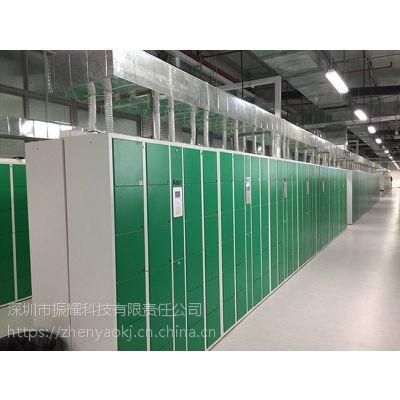 振耀供应12门更衣柜工厂员工更衣柜智能控制储物柜