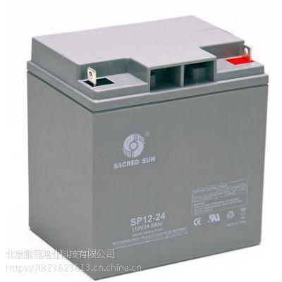 圣阳SP12-24A蓄电池12v24ah蓄电池UPS EPS电柜专用蓄电池