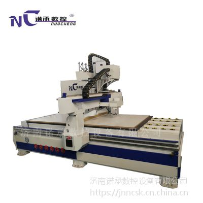 诺承NC-1325T安徽【板式家具生产线】价格 橱柜衣柜开料机 木工雕刻机