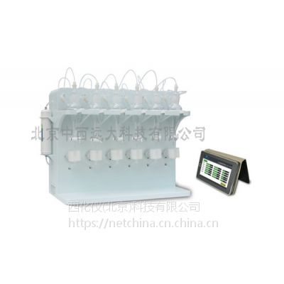 中西DYP 全自动液液萃取仪(石油类) 型号:ZXCQ-6库号:M182302