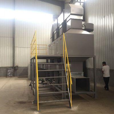 朗淳环保 LCCHRS-5000 大型催化燃烧废气处理装置 效果好