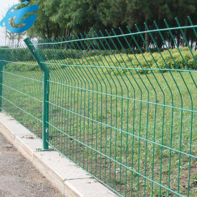 鱼塘养殖围栏网,水库铁丝隔离网