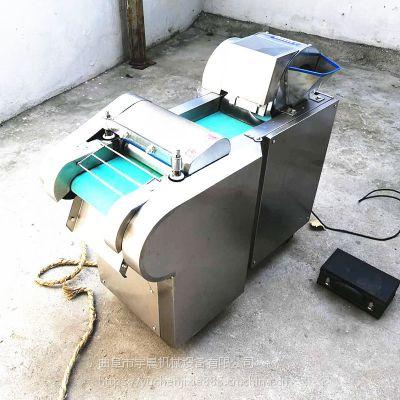 木耳海白菜切丝机 辣椒切段机价格 宇晨榨菜咸菜切丝切条机