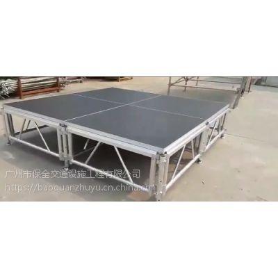 广州铝合金舞台搭建租赁报价 桁架背景搭建公司
