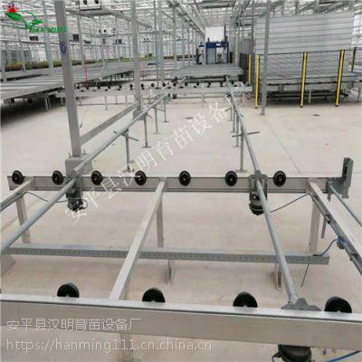 引领生产物流式苗床-智能物流栽培系统-厂家咨询