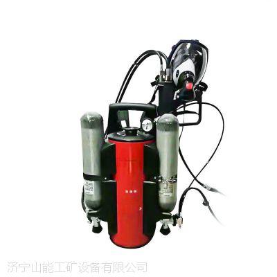 山能 二连浩特QWLT50 细水雾灭火器 用途两相流水雾灭火器