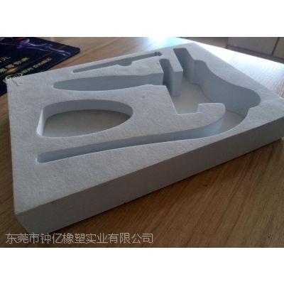 厂家生产加工 环保eva内衬 防震EVA包装盒内衬 可贴植绒 背胶