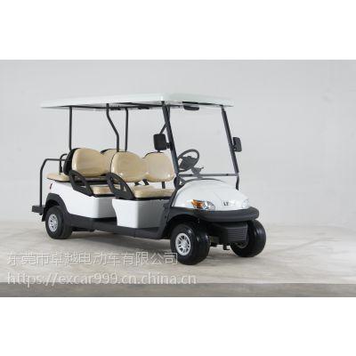 卓越定制A1S4+2高尔夫球电动车游览车看房电动车选择!