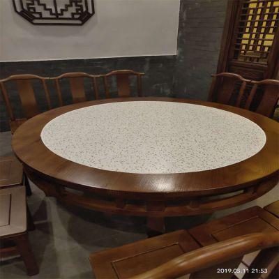 倍斯特简约时尚大理石+实木组合创意中西餐厅厂家定制
