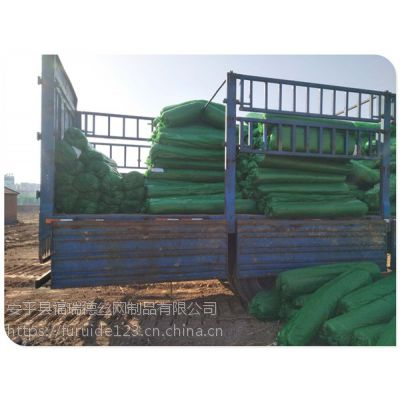 45克一平米绿色聚乙烯盖土防尘网批发联系闫经理