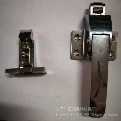 自产自销奥汇烘箱烘道烤箱门扣门锁防暴锁
