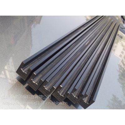 超高分子上银链条导轨,16A链条导轨标准件,耐磨材料高分子聚乙烯导条
