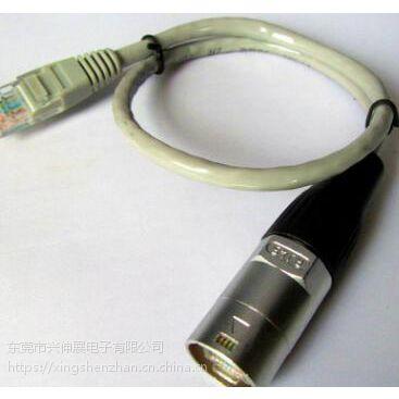 供兴伸展电子8P8C定制USB线/RJ11连接线/RJ45连接器网络插座/网络接口母座