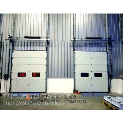 常熟电动冷库提升门的开关速度