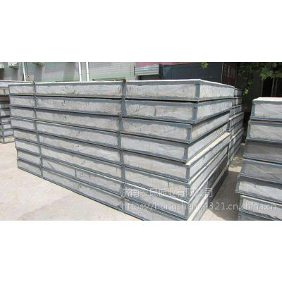 钢骨架轻型屋面网架板|大型屋面板|钢桁轻型复合板