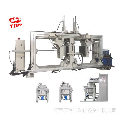 APG-858 PLC control APG Epoxy Resin casting machine