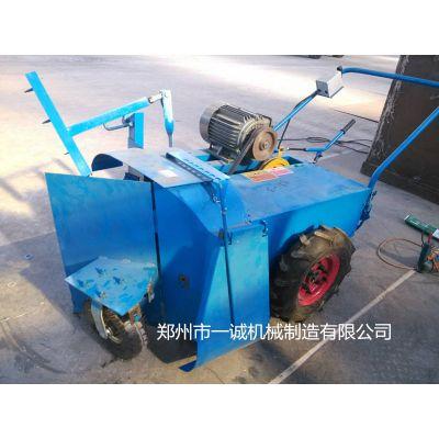 供应手扶小型翻堆机有机肥发酵设备