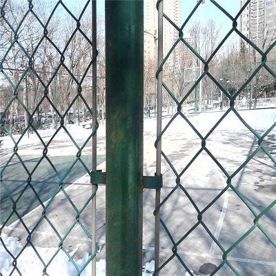 校园运动场围栏 足球场围网 篮球场防护网