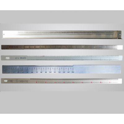 自产自销ic检测尺 铝合金硬质氧化ic支架frame烘烤检测尺