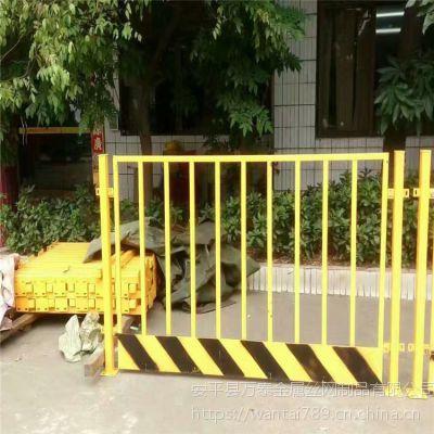 黄色隔离网价格 1.2米防护网 特价基坑护栏网