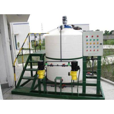 重庆 沃利克环保 小型加药装置 品质保证