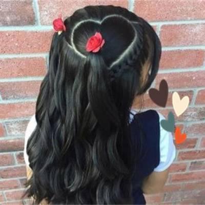 儿童美发图片大全-哈果美容(在线咨询)-河北区儿童美发