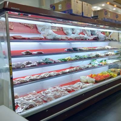 上海水果保鲜风幕柜品牌厂商哪家好