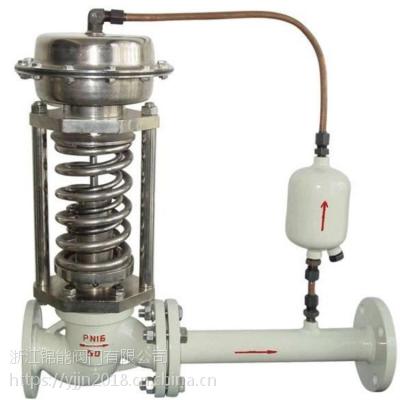 铸钢法兰自力式压力流量组合阀生产厂家