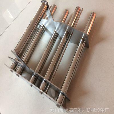 工厂供应钕铁硼磁力架 5管磁性过滤架