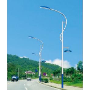 合肥户外高低臂灯杆厂家生产