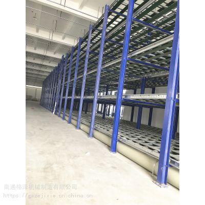 格泽海绵立体仓储货架海绵储存货架海绵厂整体规划建设