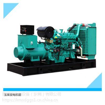 湛江450KW玉柴柴油发电机组