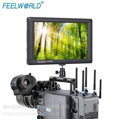 富威德FW279S 7寸2200nit超高亮度阳光可见摄影监视器 带SDI监视器 无需遮阳罩