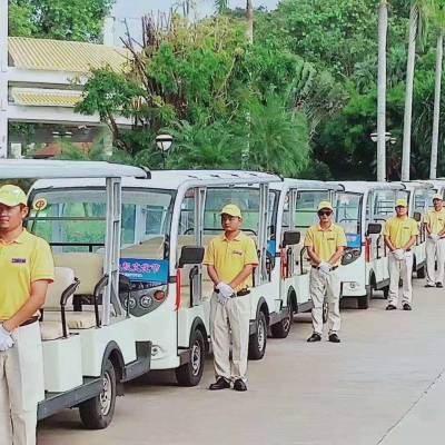 茂名观光电动车出租 租电动车一天多少钱? 适合景区使用