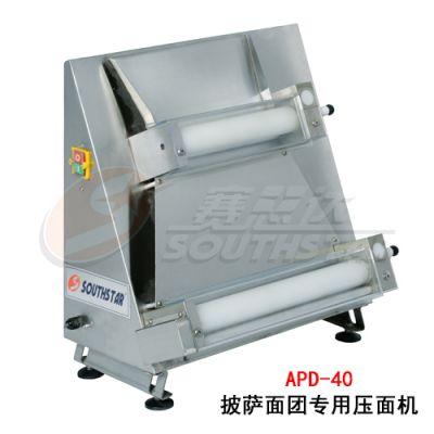 广州赛思达披萨面团专用压面机APD-40面饼成型机厂家直销