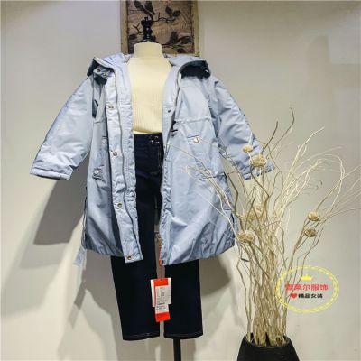 广州品牌女装库存尾货批发个性羽绒服新款进货渠道新款组货包