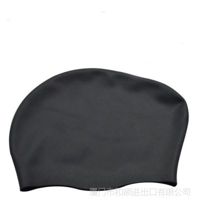 泳帽厂家直销硅胶 女士长发泳帽 超软硅胶泳帽 女士长发硅胶泳帽