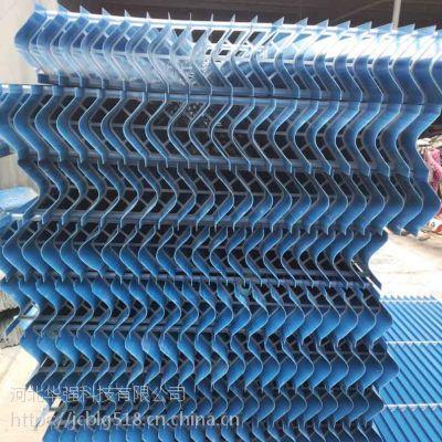 冷却塔收水器 C型160一组多少片 PVC材质 河北华强