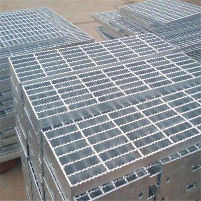 造船厂格栅网 扁钢焊接网 网格板加工