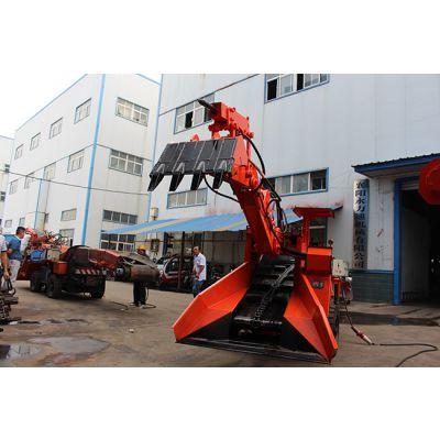 贵州贵阳轮式刮板扒碴机永力通刮板扒矿机厂家