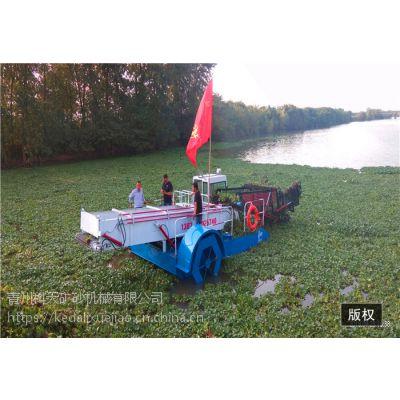 杭州打捞浮萍船 收集水草垃圾设备供应
