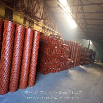 菱型2*10米钢板网 果木园防护网 圈玉米钢板网现货