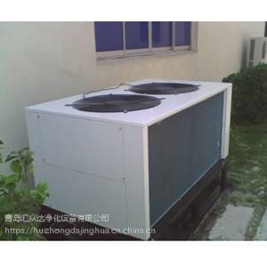 泰安净化厂房的空气净化设备选用